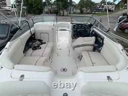 2008 Yamaha Twin Engine SX230 Jetboat