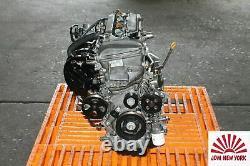 2009-2010 PONTIAC VIBE 2.4L TWIN CAM 4-CYLINDER VVT-i ENGINE JDM 2AZ-FE