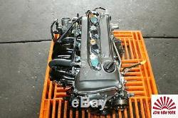 2009-2010 TOYOTA COROLLA XRS 2.4L TWIN CAM 4 CYLINDER VVT-i ENGINE 2AZ-FE