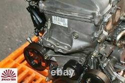 2009-2011 TOYOTA MATRIX XR 2.4L TWIN CAM 4-CYLINDER VVT-i ENGINE JDM 2AZ-FE