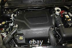 2010 11 12 LINCOLN MKS Twin Turbo Ecoboost (Engine) 3.5L VIN T 8th Digit 102K