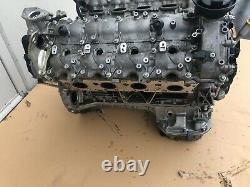2011-2012 Mercedes W221 W216 Cl63 S63 5.5l Amg Twin Turbo Engine Motor Oem