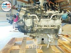 2011-2013 Bmw X5 50i Xdrive E70 4.4l V8 Gas Twin Turbo Engine Motor N63 108k Oem