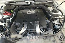 2012 MERCEDES CLS550 218 Type RWD 4.6L Twin Turbo (Engine) 91K Miles TESTED
