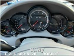 2012 Porsche Cayenne Turbo AWD 4dr SUV