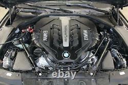 2013 14 15 BMW 650i (Engine Assembly) 4.4L Twin Turbo V8 RWD 104K Miles N63