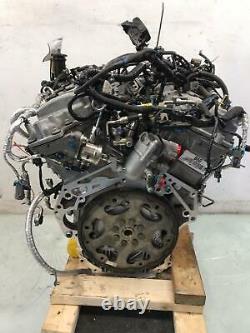 2014 2019 Cadillac Cts 3.6l Twin Turbo Engine 101k Miles (vin 8 Option Lf3)