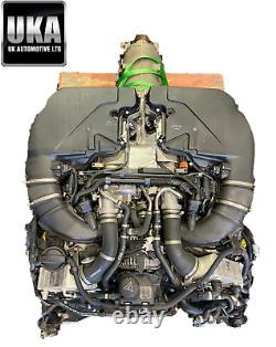 2014 BMW 650i 650 F12 F13 4.4 TWIN TURBO V8 ENGINE COMPLETE N63B44B 18,000M