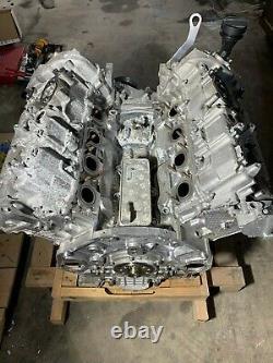 2014 BMW 750i Engine N63TU / Motor Assembly 4.4L Twin Turbo RWD / 9k miles