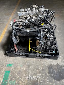 2014 BMW 750i Engine N63 / N63TU / Motor Assembly 4.4L Twin Turbo RWD / 77k OEM