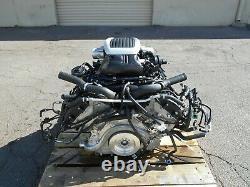 2015 15 16 17 McLaren 650S 650 3.8L V8 Twin Turbo 641hp Engine 10K Miles #5280