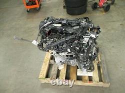 2017 Infiniti Q50 3.0l Vr30 Ddtt Rwd Twin Turbo Engine 45k Miles Oem Lot2158