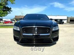 2020 Lincoln Continental Reserve V6 EcoBoost 2.7L Twin Turbocharger Engine