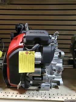 22.1HP GXV690 TAF Honda Vertical Shaft Twin Cylinder Engine 1-1/8x3-7/8 -H4