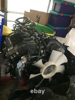 300zx Twin Turbo Engine (VG30DETT) + 5 speed manual transmission