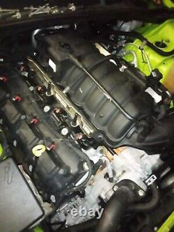 392 6.4 hemi engine and M6 transmission withMcLeod twin disk clutch 2015+