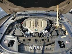 4.4 Engine Twin Turbo Motor N63 Xdrive 65k Miles Bmw 650i 550i 750i (09-12) Oem