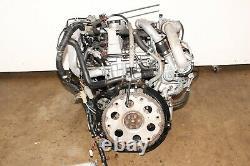 86 92 Toyota Supra 2.0l Twin Turbo Engine Jdm 1g-gte Rwd Motor Wiring Ecu