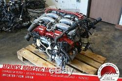 90-95 Jdm Vg30dett Twin Turbo 300zx Engine For Parts Core Must Rebuilt
