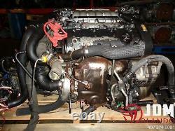91-93 Mitsubishi Gto 3000gt Twin Turbo Engine Awd 5spd Trans Ecu Jdm 6g72