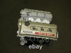92 93 94 Nissan Maxima SE 3.0L V6 DOHC Engine Twin Cam VE30DE 1992 1993 1994 OEM