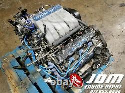 94 97 Mitsubishi 3000gt Vr4 3.0l V6 Twin Turbo Engine Jdm 6g72 S67320