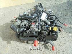 97-01 Subaru Legacy Engine BH5 BE5 EJ20 Twin Turbo Engine Auto AWD Tranny JDM