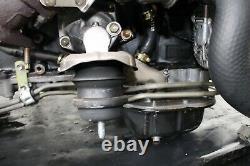 97 02 Toyota Aristo Gs300 Twin Turbo Front Sump Vvti Engine Inline 6 Jdm 2jzgte