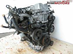 97 98 99 00 01 Nissan Altima Engine 2.4l Twin Cam Fwd Jdm Ka24de Ka24 Motor