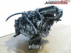 97 98 99 00 01 Subaru Legacy Engine Bh5 Be5 Ej20 Twin Turbo Jdm Ej20tt Gt Motor