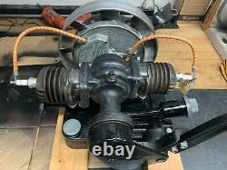 Antique RESTORED 1947 Maytag Model 72DA Twin Cylinder Gas Engine