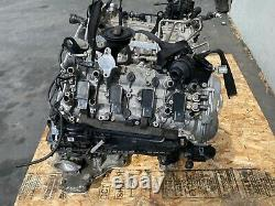 Audi 4.0 Twin Turbo Engine Motor Block 82k For Parts S6 S7 Oem (13-15)