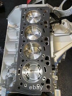BMW M5 F10 4.4L Twin Turbo S63B44B Reconditioned Engine (2011-2016)