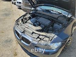 Bmw E90 135 335 N54 Twin Turbo Engine Motor Block Head Assembly Runs! 70K Oem