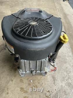 Briggs & Stratton 20hp V- Twin engine 407777 0167 E1 Good Running 1