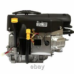 Briggs & Stratton Twin Cyl Vert Shaft Engine withElectric Start 25HP