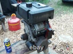 Briggs & Stratton Vanguard V Twin horizontal 16hp, 480cc engine