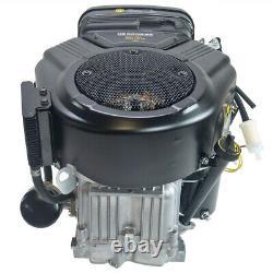 Briggs Vertical Engine 23hp Vanguard 1-1/8x4 Shaft, V-Twin, 386777-0144-G1