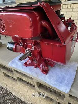 Briggs Vintage Nos 18hp Twin II IC plus engine