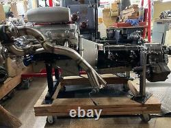 Complete Engine Trans Twin Turbo 6.0L Built Engine and 4L80E 66-77 Ford Bronco