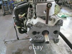 Craftsman Briggs & Stratton 19.5hp Twin II Good Running Engine Motor 461707