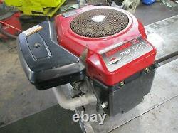 Craftsman Briggs & Stratton 21hp Twin II Good Running Engine Motor 461707