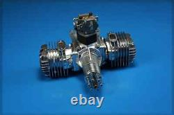 DLE 111 twin gas rc airplane engine