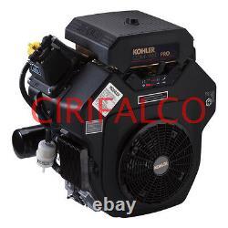 Engine 4T Petrol Kohler CH730 V-Twins 25 HP By Lombardini