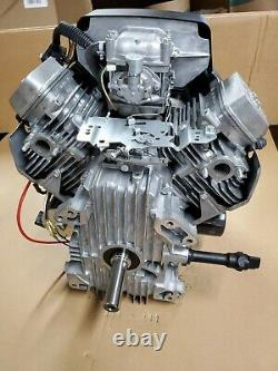 FH661V-CS04 21HP Kawasaki Twin Cylinder Engine 1 x 3-5/32 X320 John Deere -A