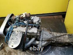 Fiat 125 Vignale Samantha Engine and Gearbox 1.6 Petrol Twin Cam Classic