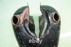 HARLEY UL Gas Tanks Big Twin Knucklehead FLATHEAD EL Head Frame Engine FL CL0