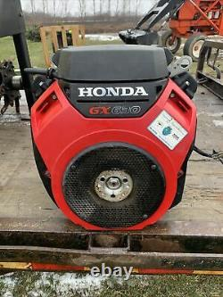 Honda 20.8 HP V-Twin Design Petrol Engine, Electric Start, Horizontal Mount