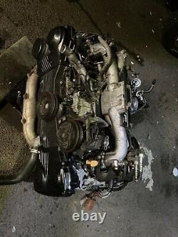 JDM 08-14 Subaru WRX STi EJ207 V10 AVCS 2.0L Twin Scroll VF49 Turbo Engine Motor
