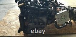 JDM 1998-2002 Subaru Legacy GT Twin Turbo 2.0L Engine 5 Speed Transmission EJ208